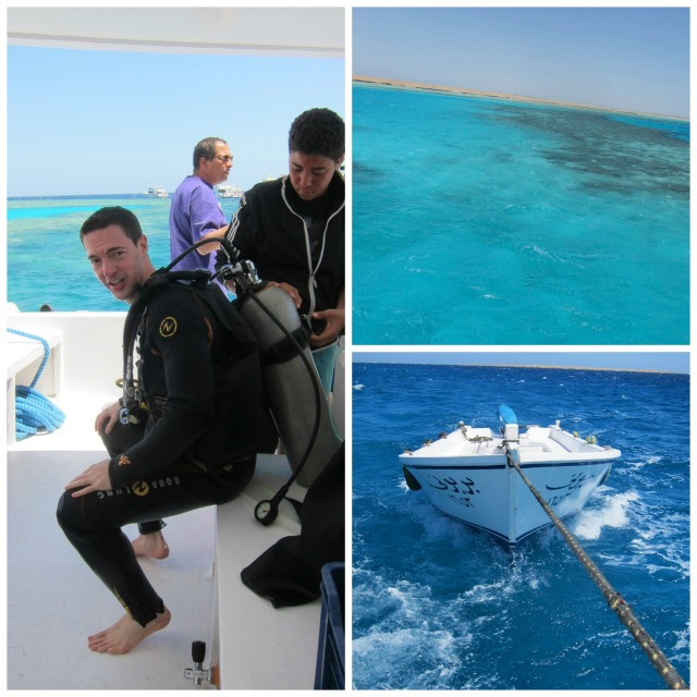 Day on the Red Sea