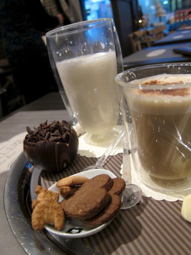 BitterSweet Hot Chocolate