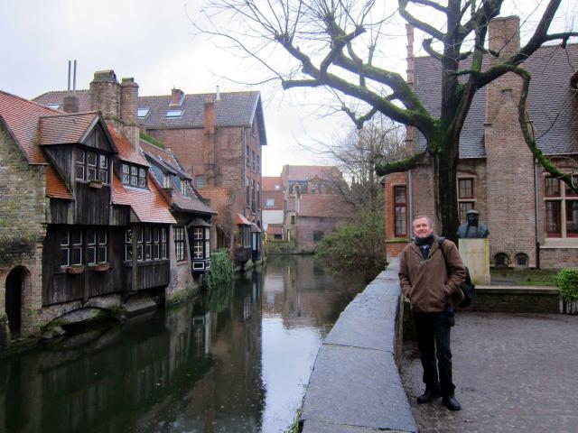 Brugge at Bonifaciusbrug