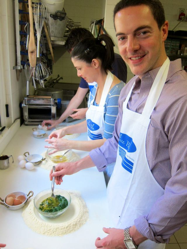 Cooking Class at Salice Blu