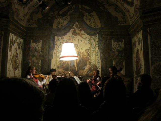 Mozart Concert at Mozart's House