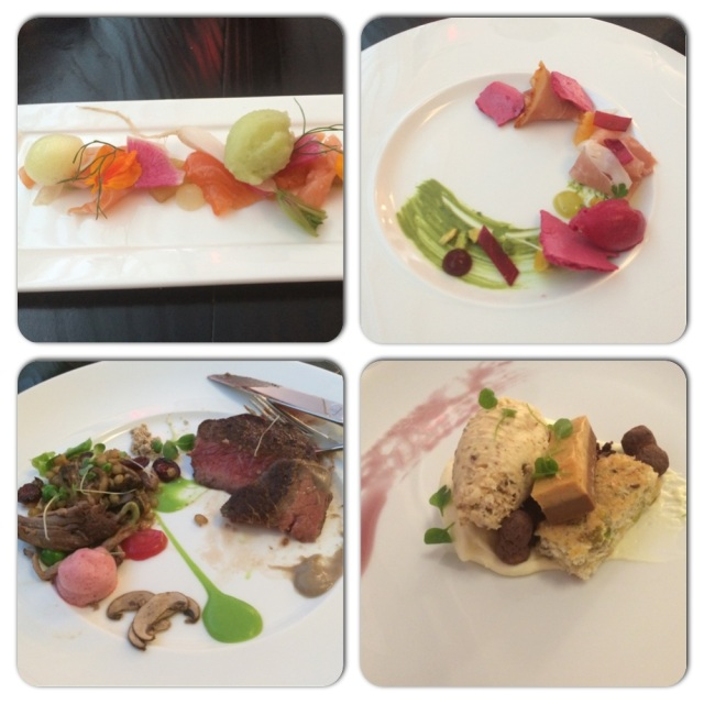 Tasting Menu at Vers