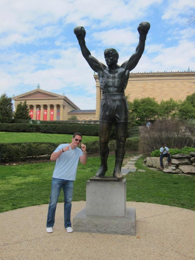 Rocky! Rocky! Rocky!