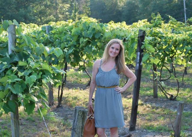 Vineyards at Renault Winery