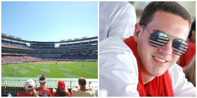 Washington Nationals Game