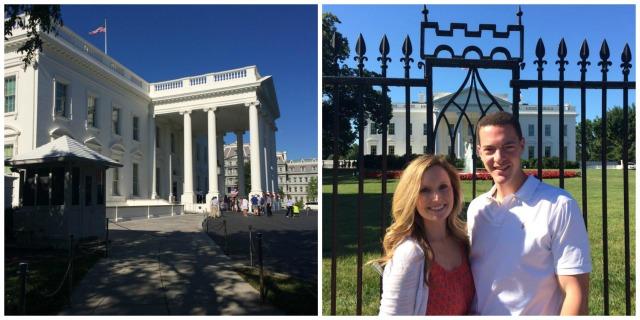 Tour of the White House