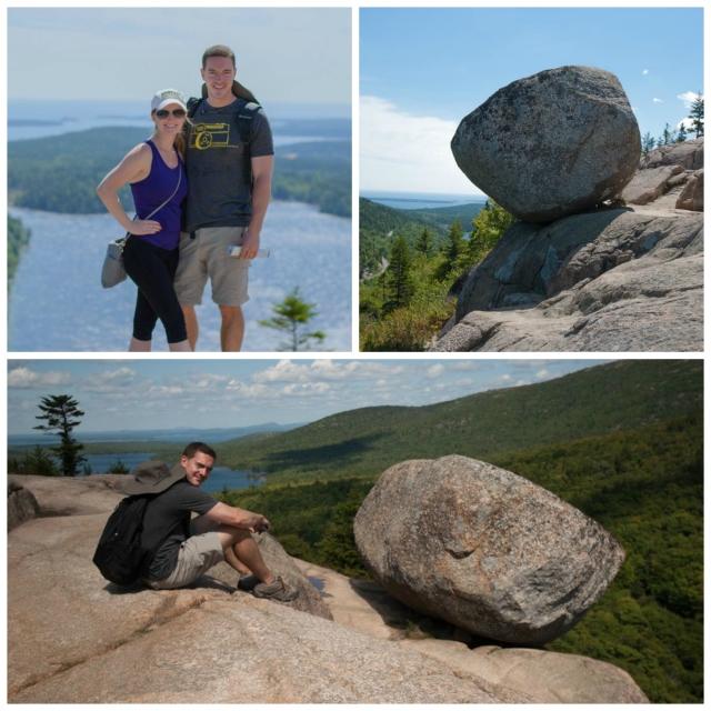 Bubble Rock hike