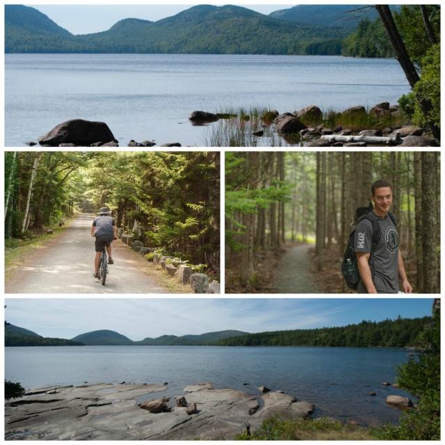Exploring Acadia National Park