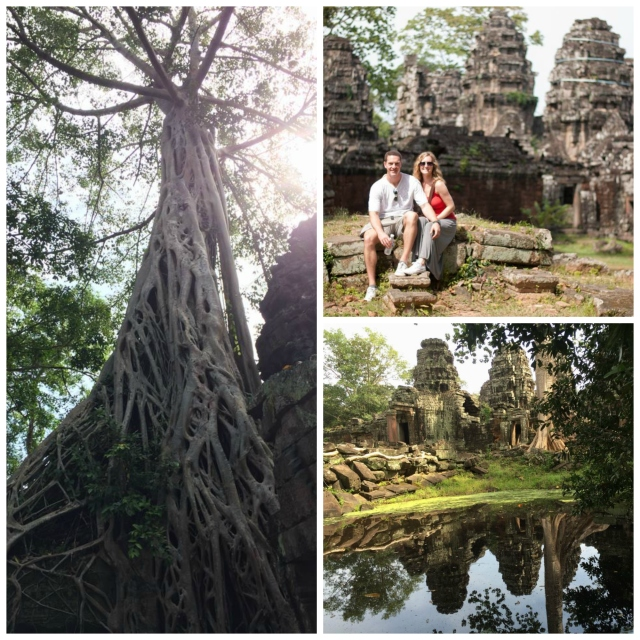 Ta Promh and Banteay Kdei