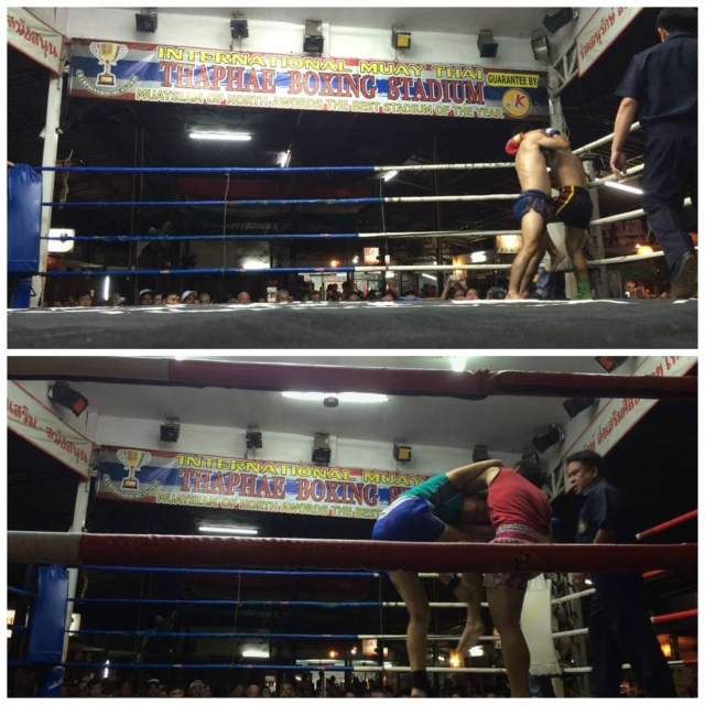 Boys (and girls) begin training as Muay Thai fighters at an early age and earn significant money for their families
