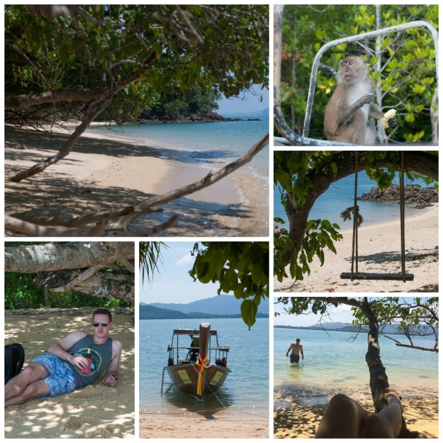 Island hopping in Thailand - Bubu Island