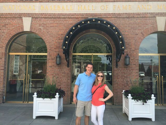 Baseball Hall of Fame, y'all!