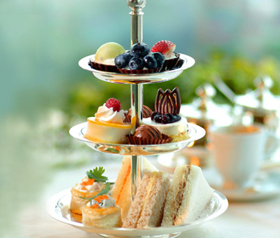 High Tea is a must-do while visiting England. You won't be sorry!